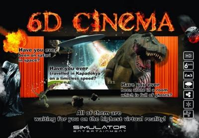 6D Cinema (closed 2018)