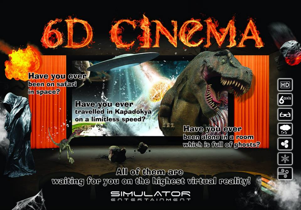 6D Cinema (closed 2018)