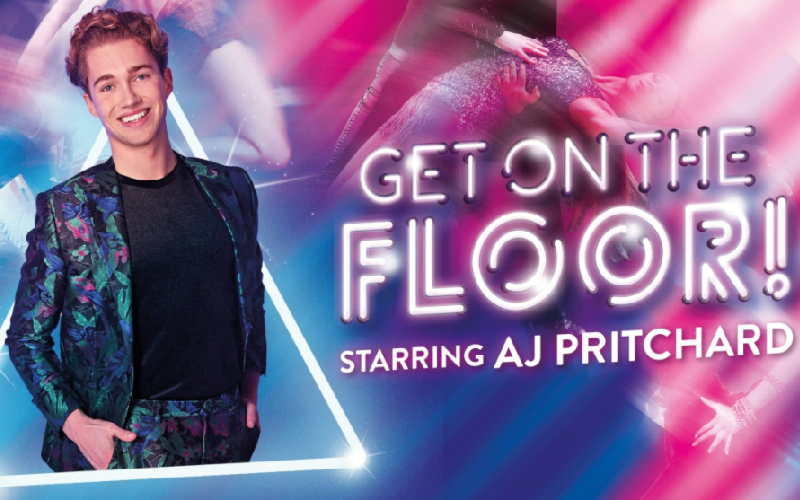 Get On The Floor! with AJ Pritchard
