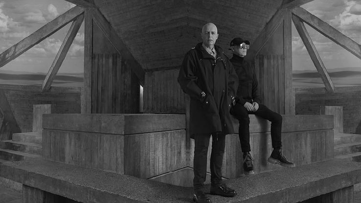 Pet Shop Boys 2020 Tour