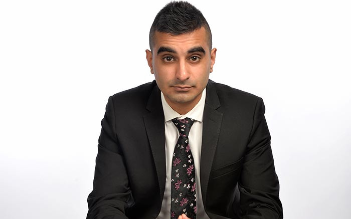 Coastal Comedy Christmas Special with TV headliner Tez Ilyas