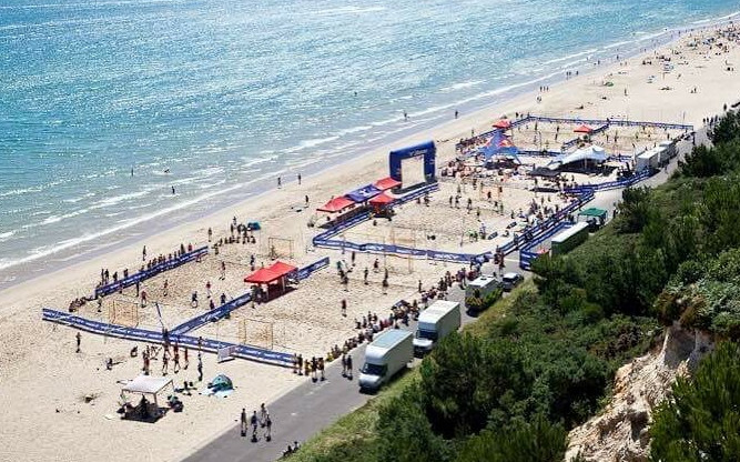 British Beach Handball Championships