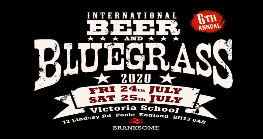 Beer and Bluegrass Festival 2020