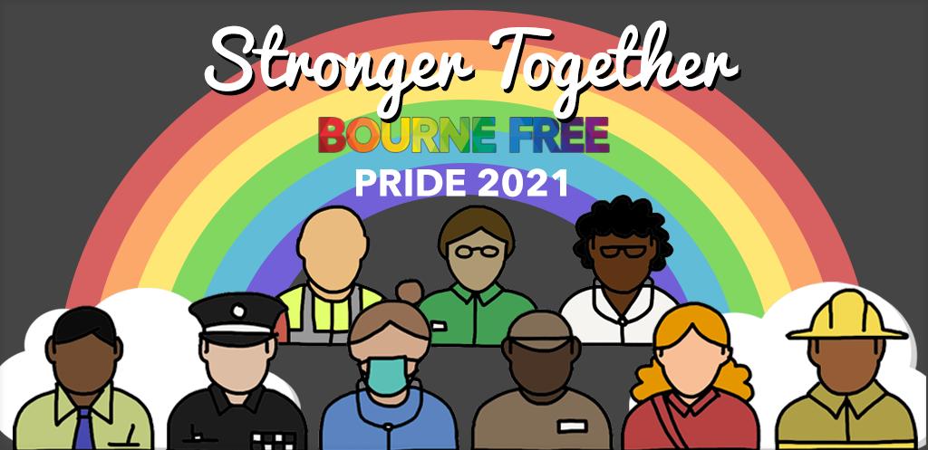 Bourne Free Pride Festival 2021