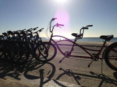 Front Bike Hire