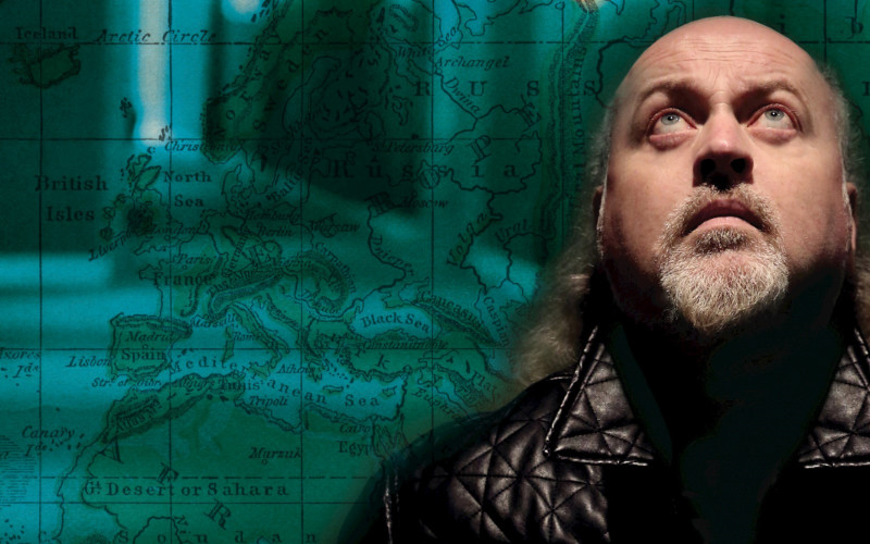 Bill Bailey - Larks In Transit 2019