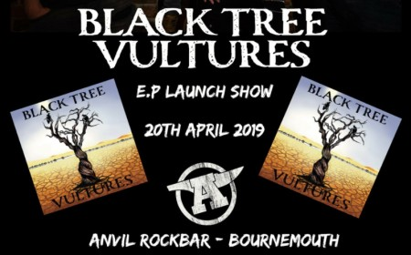 Black Tree Vultures EP Launch