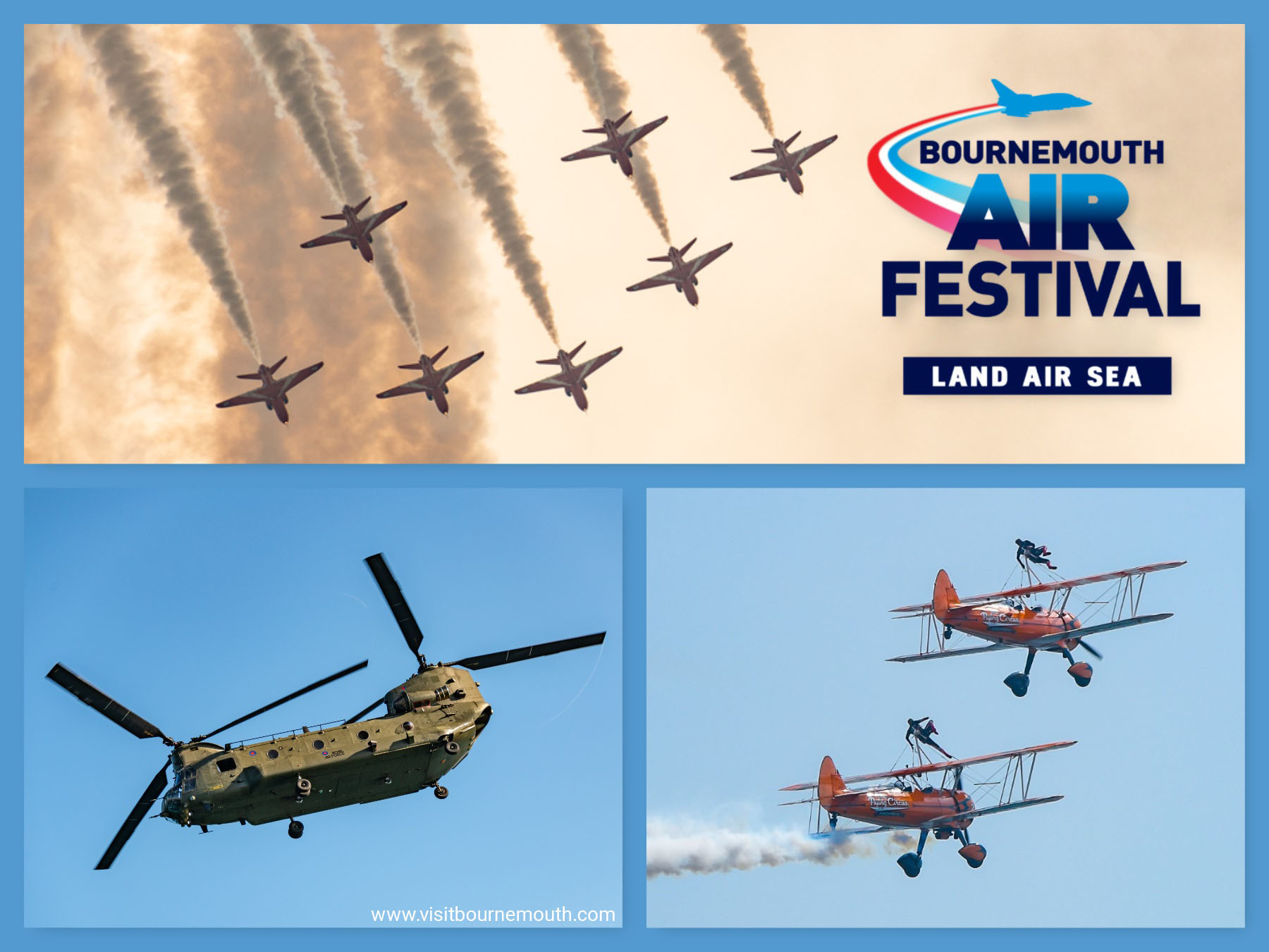 Bournemouth Air Festival 2021