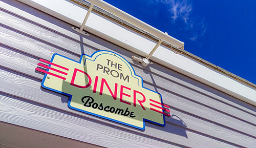 The Prom Diner Boscombe