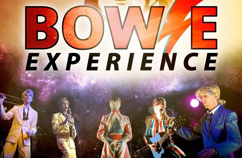 Bowie Experience - The Golden Years