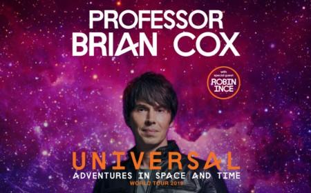 Professor Brian Cox Live!