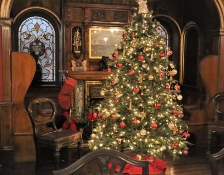Christmas at Russell-Cotes
