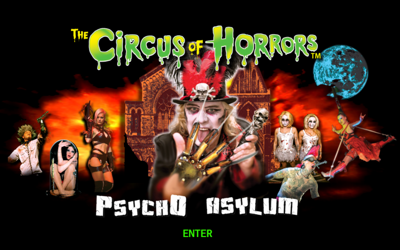 Circus of Horrors - Pyscho Asylum
