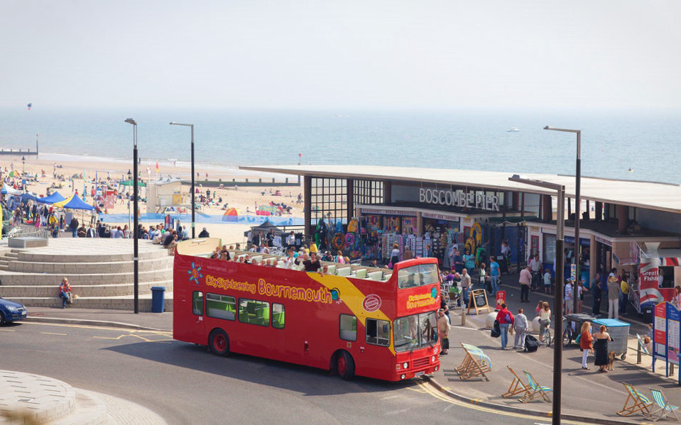 Things To Do Visit Bournemouth