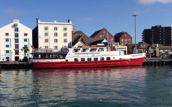 Poole Harbour & Island Cruise