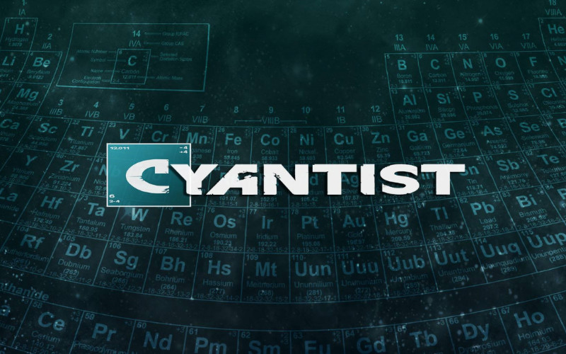 Cyantist Escape Room
