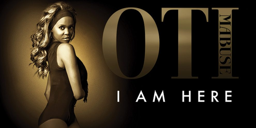 Oti Mabuse - I Am Here