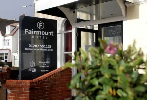 The Fairmount Hotel