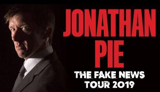Jonathan Pie: the Fake News Tour