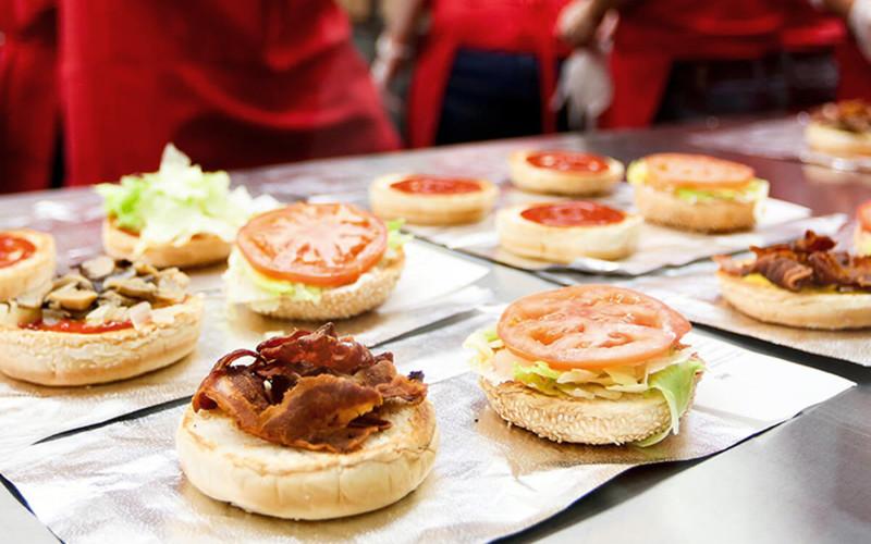 Five Guys Burgers