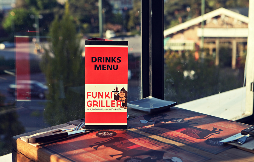 Funki Griller Steak & Seafood