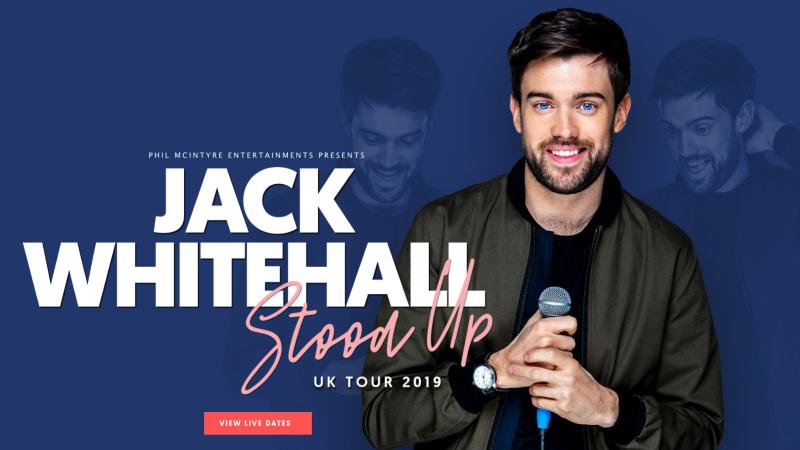 Jack Whitehall: Stood Up