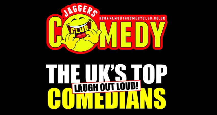 Jaggers Comedy Club - April 2020