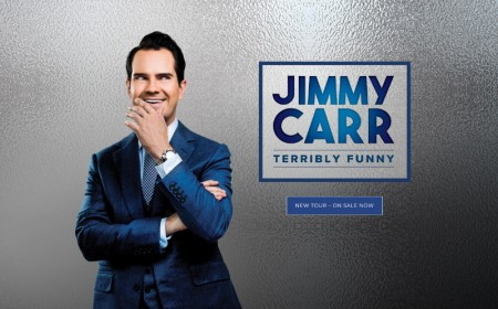 Jimmy Carr - Terribly Funny Tour