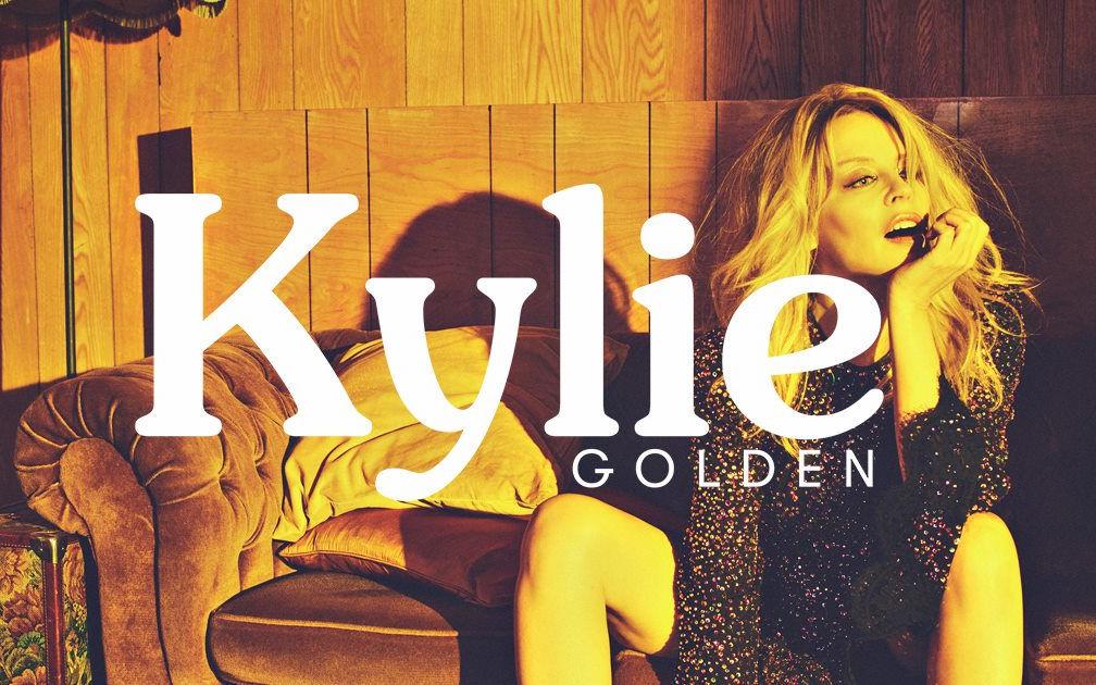 Kylie - Golden Tour