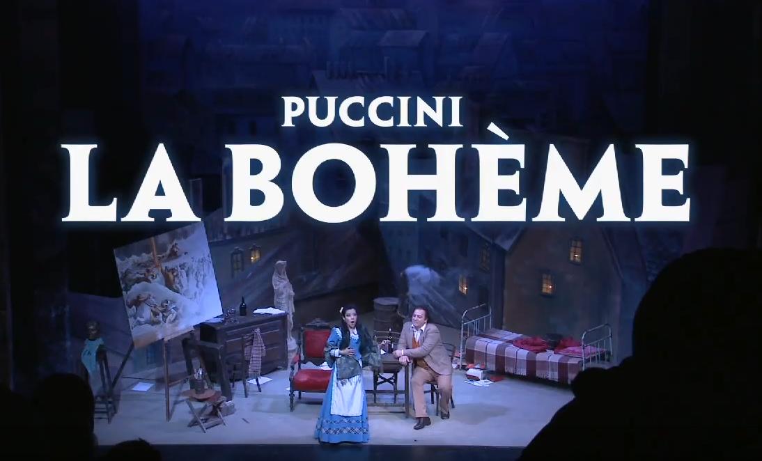 La Boheme - an Ellen Kent Production