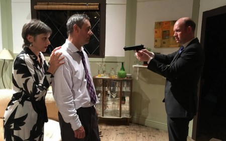 London Repertory Players - Sizzling Thrillers