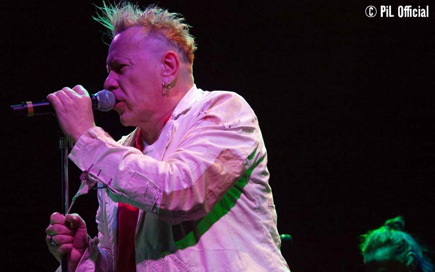 John Lydon's Public Image is Rotten Tour