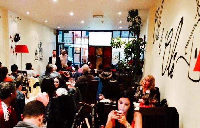 Olé & Olé Spanish Bar