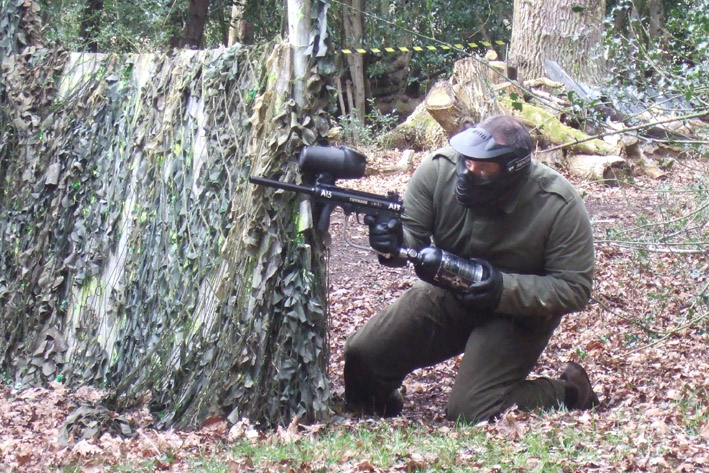 Paintball Warriors Dorset