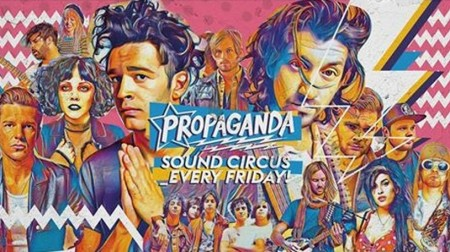 Propaganda - Indie Club Night