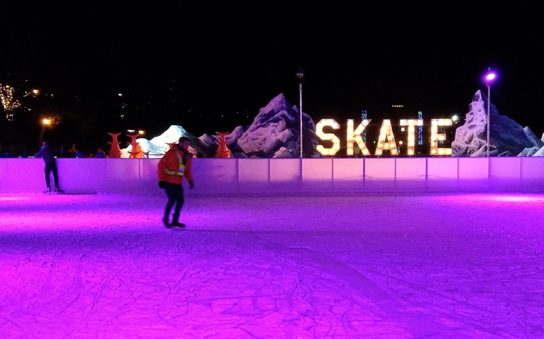 SKATE - Ice Rink & Bar