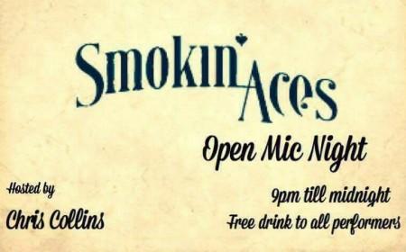 Open Mic at Smokin' Aces