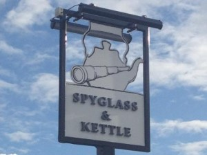 Spyglass and Kettle