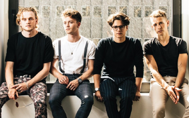 The Vamps: Four Corners Tour