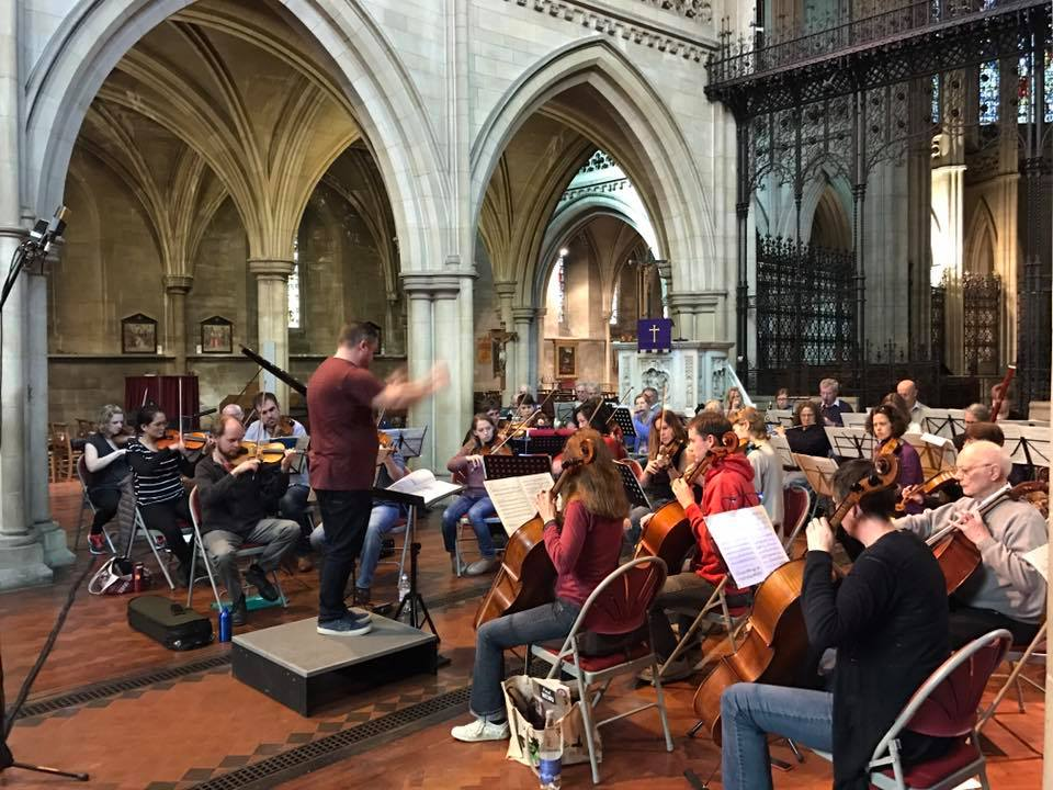 Westbourne Orchestra's British / American Themed Concert