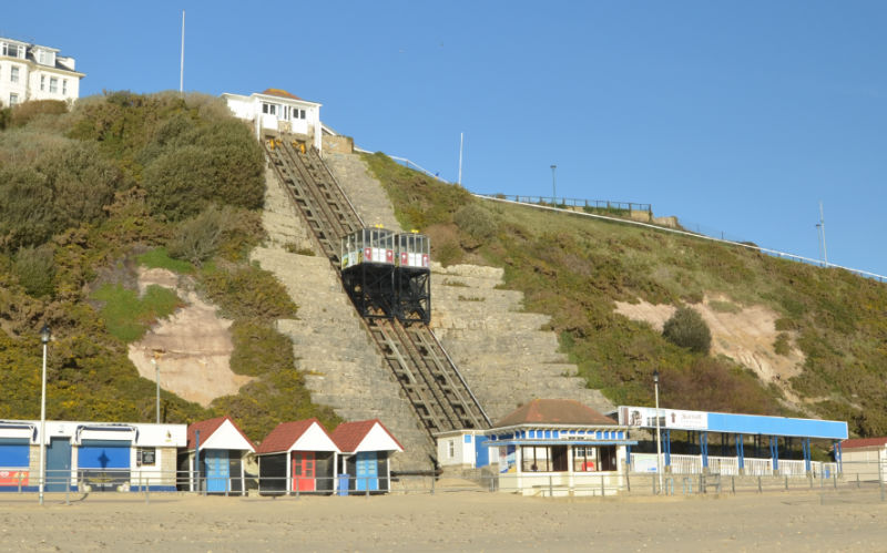 West Cliff Lift