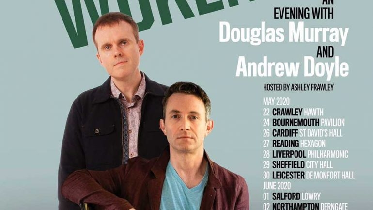 Resisting Wokeness: An Evening with Andrew Doyle and Douglas Murray